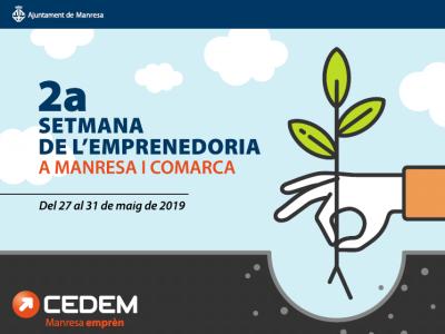 II Setmana de l'Emprenedoria a Manresa i Comarca