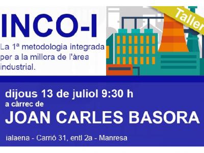 INCO-I: la 1ª metodologia integrada per a la millora de l'àrea industrial