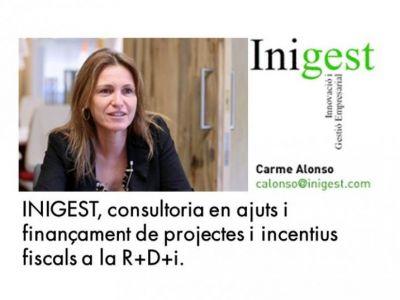 INCENTIUS PER A ACTIVITATS DE R+D+I
