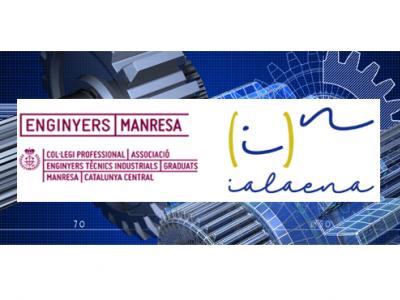 El Col·legi d'Enginyers Tècnics Industrials de Manresa, una altra entitat que col·labora amb IALAENA.